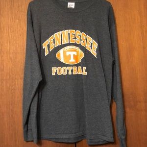 Tennessee Football long sleeved top